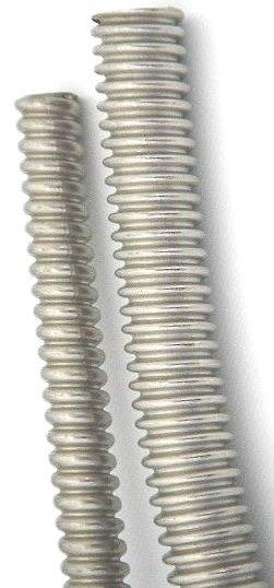 Гофрированные трубы винтового типа для теплообменников